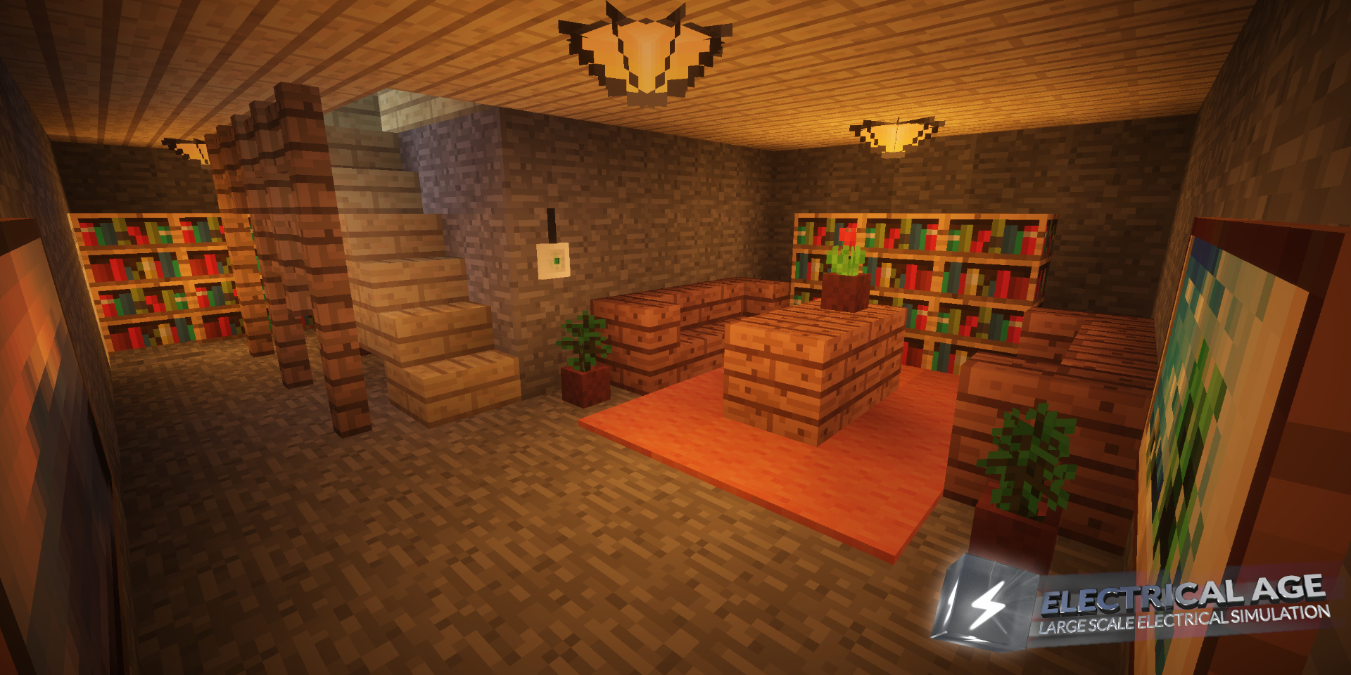 Electrical Age The Minecraft Mod Eln